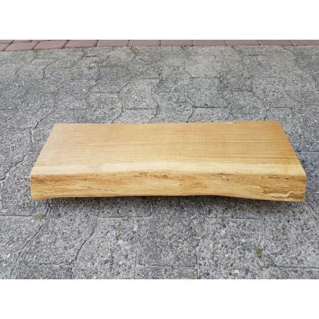 Wandboard Eiche 40mm vollmassiv auf Maß