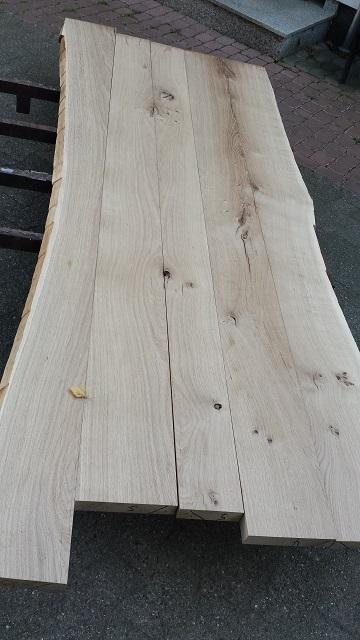 Tischplatte vorher